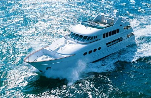 Luxury Yacht RELENTLESS
